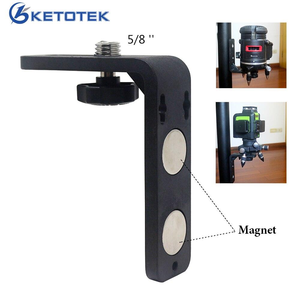 Ketotek L лазерный поворотный кронштейн ужин Магнитный съемник для жестких бирок для электронного отслеживания товара лазерный Выравнивающая ...