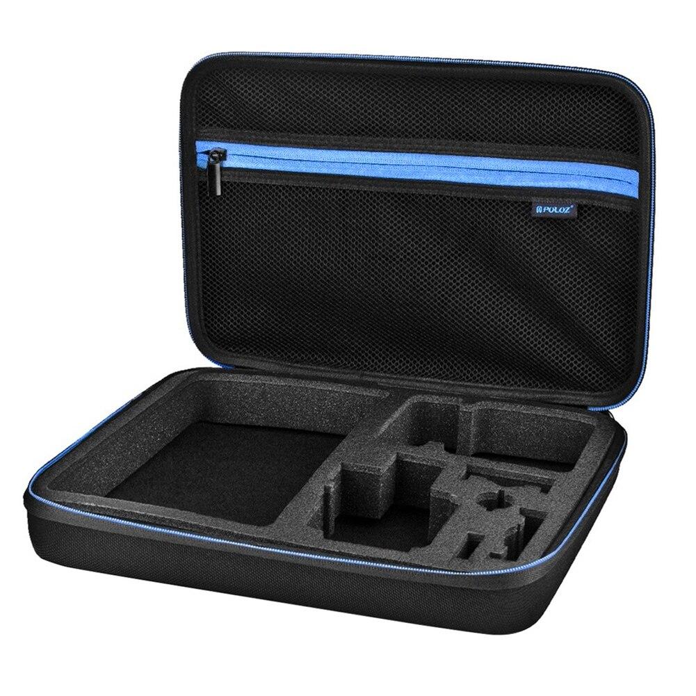 Sac de rangement Portable Compact étanche étui de transport de voyage caméra de protection Compact étui étanche pour GoPro 5/4/3 +/3/2/1