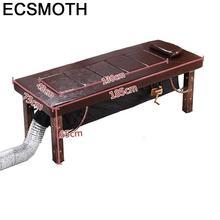 Dental Mueble Salon Lettino Massaggio Silla Masajeadora Pedicure Cama Para Tattoo Chair Table Camilla masaje Massage Bed