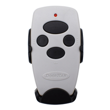 50pcs DOORHAN Garage Gate Door Opener Hand Remote Control For Doorhan Transmitter 4 remote control free shipping