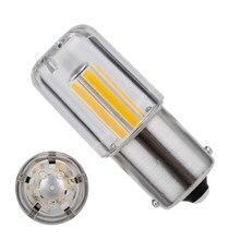 1 шт 6 нити супер яркий светодиодный 1156 BA15S P21W заднего хода автомобиля светильник тормозной Светильник лампы автомобиль лампа желтый/красный...
