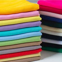 Cotton fabric soft silk clothing Cotton cloth Summer Rayon fabric dress women #8217 s fabric DIY Handmade Sewing Quilting cheap Xueyulan Knitted Abrasion-Resistant Brocade Fabric Weft 155cm Spandex Fabric 100 Cotton Dyed Plain Stitch-Bonded printing and dyeing