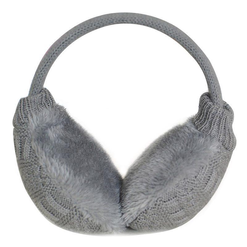 New Plush Female Winter Earmuff Warm Ear Muffs Headphones Women Men Earmuffs  Earphone Ear Warmers Protector Girl Fur Headphones