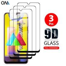 Screen Protector für Samsung Galaxy M31S M31 Gehärtetem Glas Premium Full coverage Schutz Glas Film für Samsung M30 M30S
