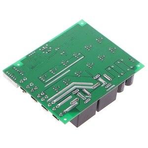 Image 4 - DC 10 55V 12V 24V 36V 48V 55V 100A מנוע מהירות בקר PWM HHO RC הפוך בקרת מתג עם תצוגת LED