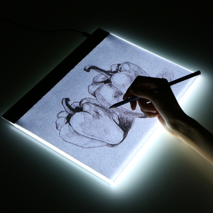 Image 5 - Drawing Board Tablet Writing Painting Light Box Tracing Board Copy Pads Digital Drawing Tablet Artcraft A4 Copy Table LED Board