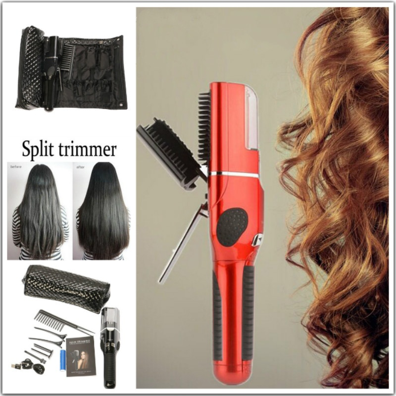 Professional Hair Split Trimmers Hair Clipper USB Charging Split Trimmer Product Straightener Beauty Tool Dropshipping WholeSale