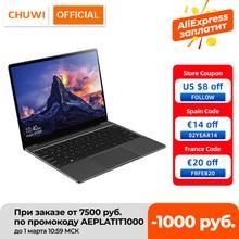Ноутбук CHUWI GemiBook, 13 дюймов, 2K IPS, LPDDR4X 12 + 256 Гб SSD, Intel Celeron, Windows 10