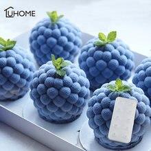 3d форма для торта из малиновой голубики силиконовая самостоятельной