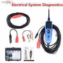 Vgate PT150 السلطة التحقيق وظيفة جهاز فحص الدائرة الكهربائية النظام الكهربائي التشخيص أداة powerecast PT150 كما Autek YD208 Autel PS100