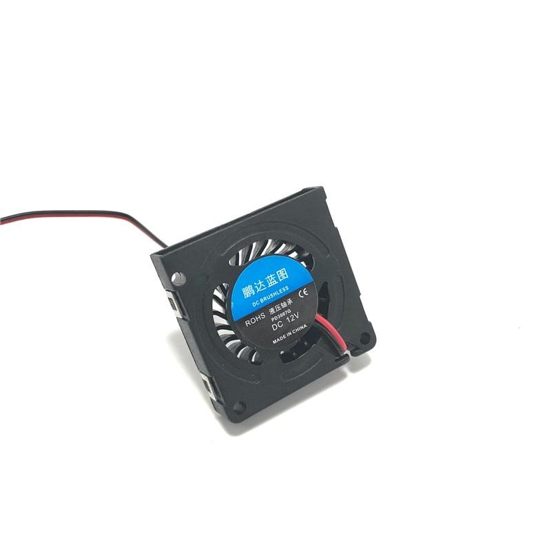 3007 30mm Small Blower Fan 5V 12V Silent 30x30x7mm 3CM MINI Cooling Fan DC Brushless Turbo