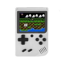 レトロゲームコンソール500で1ゲームポータブル携帯型ゲーム機ミニゲーム8ビットretroidポケットのためのノスタルジックなプレーヤー男の子のおもちゃ