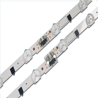 4 5 samsung 4 Pieces(2*R+2*L) New UA40F5000AR UA40F6300AJ LED strip for SAMSUNG 2013SVS40F L 8 R 5  (3)