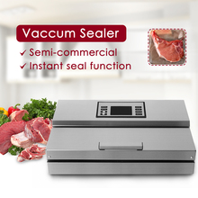 Get more info on the GZZT Commercial Food Pack Sealer VAS-950  High Quality Food Pack Sealer Machine Adjustable Seal Time 250W Household Sealing