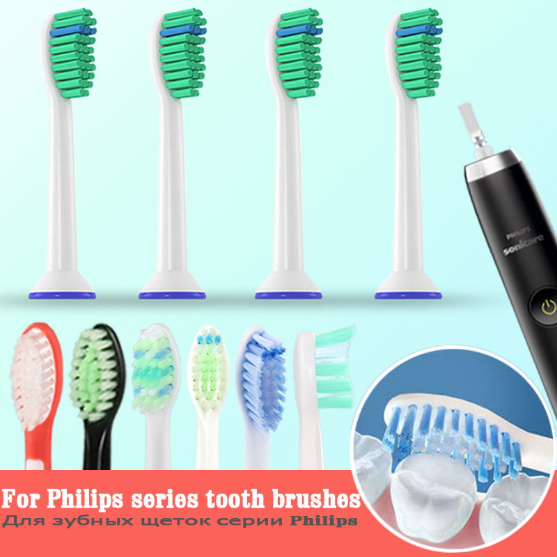 Philips Toothbrush head Philips Sonicare electric toothbrush head compatible with Sonicare replacement toothbrush head 5 image