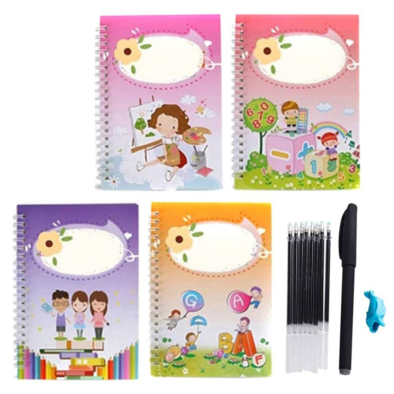 English Copybook For Calligraphy Books For Kids Word Children's Book Handwriting Children Writing/Learning English Practice Book