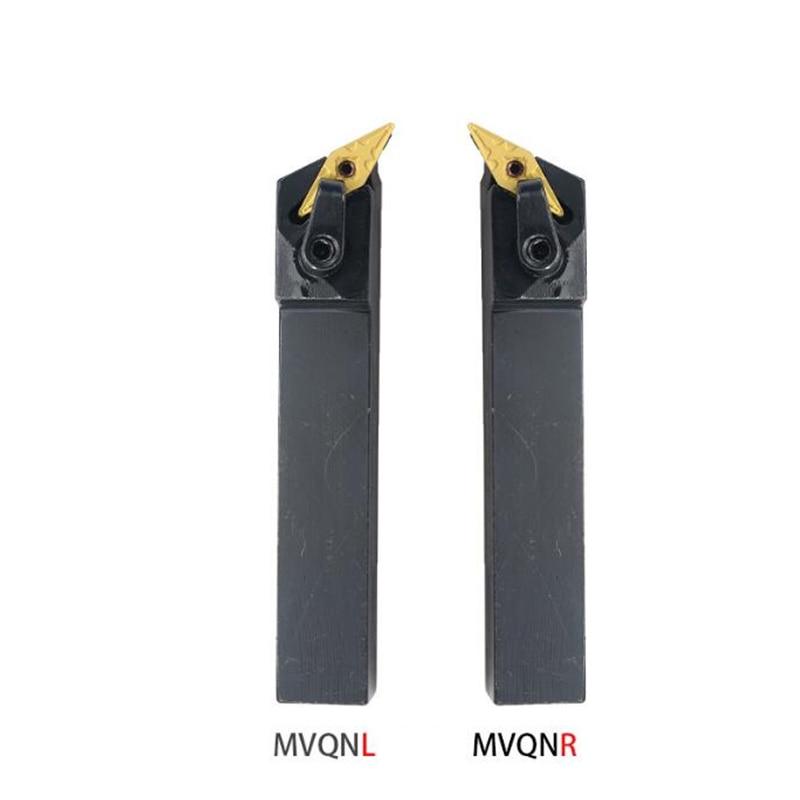 BEYOND 20x20 25x25 MVQNR1616K16 MVQNR2020K16 MVQNR2525M16 MVQNR MVQNL 2020K16 Turning Tool Holder CNC Lathe Cutter Boring Bar