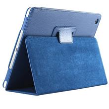 For iPad mini 4 Ultra Slim Leather Magnetic Case Cover Magnetic Case Smart Stand Cover for iPad mini 4 Professional(China)