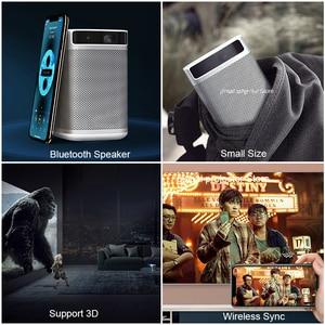 Image 5 - XGIMI Mogo Mini projektor Beamer z akumulatorem 10400mAH przenośny projektor Android 9.0 3D kino domowe Wifi LED projektor imtv