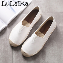 Single-Shoes Round-Head Comfortable Ladies Summer Non-Slip Wild Shallow Casual Fashion