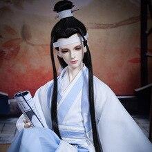 Shugafée Miaojun IOS 70cm mâle 1/3 résine chiffres Luts Ai SD Kit Fairyland jouet cadeau Iplehouse Popal Lati FL BJD SD poupées