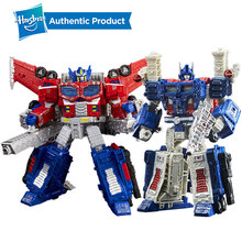Hasbro Transformers Toys Generations War for Cybertron Siege Leader WFC-S40 Galaxy Upgrade Optimus Prime Shockwave Ultra Magnus(China)