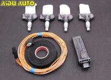 TMPS 2 TPMS ความดันยางระบบสำหรับ Audi A4 B9 A5 B9 Q5 Q7 4M A3 8V ใหม่ TT ใหม่ Q2 Q3 4M0 907 273 B