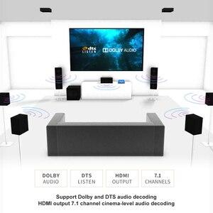 Image 5 - Jesteś ink caixa de tv lossless gt king pro, hi fi, caixa de tv com áudio dolby, dts, ouça 2.4g/5.8g amlogic s922x lan 1000mset caixa superior