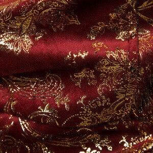 Image 5 - Steampunk Hombre سترة الرجال بيزلي الأزهار بدلة سهرة سترة الرجال السترة مزدوجة الصدر الزفاف المرحلة تظهر السترة Masculino