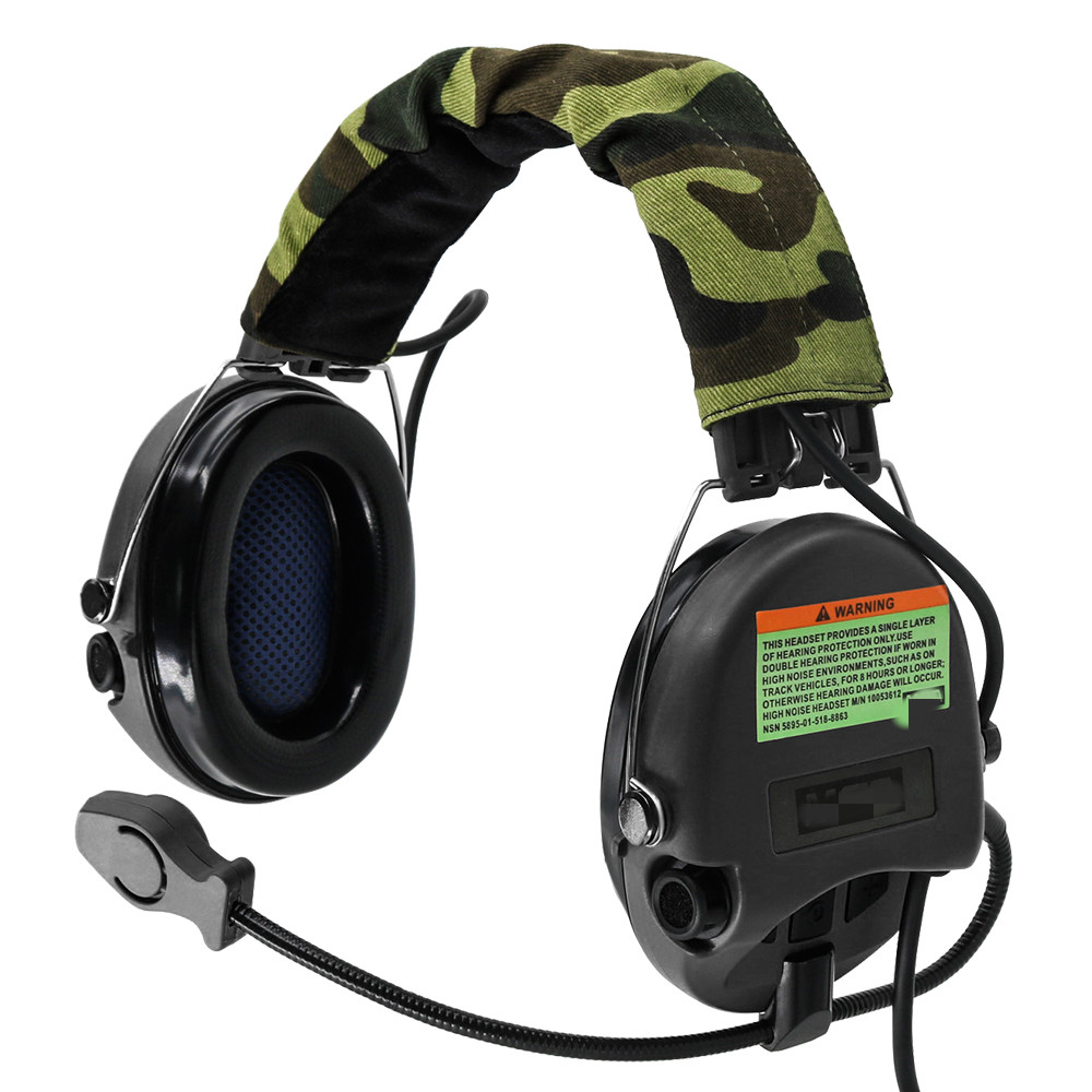 SORDIN Military Tactical Noise Reduction Pickup Outdoor Hunting Sport Airsoft Military Intercom Shooting Tactical Sordin Headset