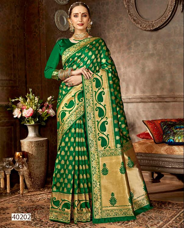 2019 Traditional Indian Sari Embroidered Saris Include Tops Skirt Indian Dress Sarees