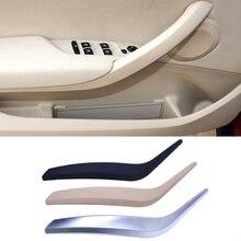 Внутренняя панель для внутренней двери, ручка, накладка, автомобильные аксессуары для BMW X1 E84 X1 23d/25i/16d/16i/18d/20i 2008 2016 51412991775