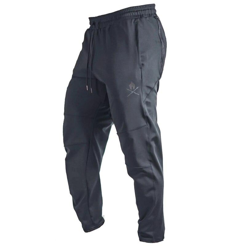 2019 New Autumn Joggers Men Fashion Striped Plaid Pants Men Regular Sweatpants Men Hip Hop Pants Streetwear Cargo Pants Men
