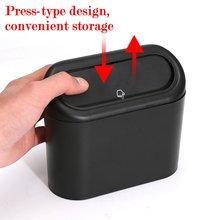 Abs компактный и модный подвесной мусорный бак большой емкости