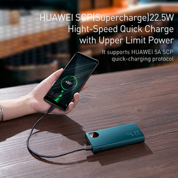 20000mAh Power Bank Quick Charge Fast Charging Powerbank Cellphones & Telecommunications