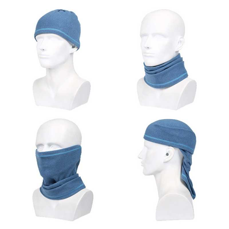Golovejoy Face Shield Windproof Cotton Face Summer Bandana Ultimate UV Protection Neck Gaiter Sun Protection Elastic
