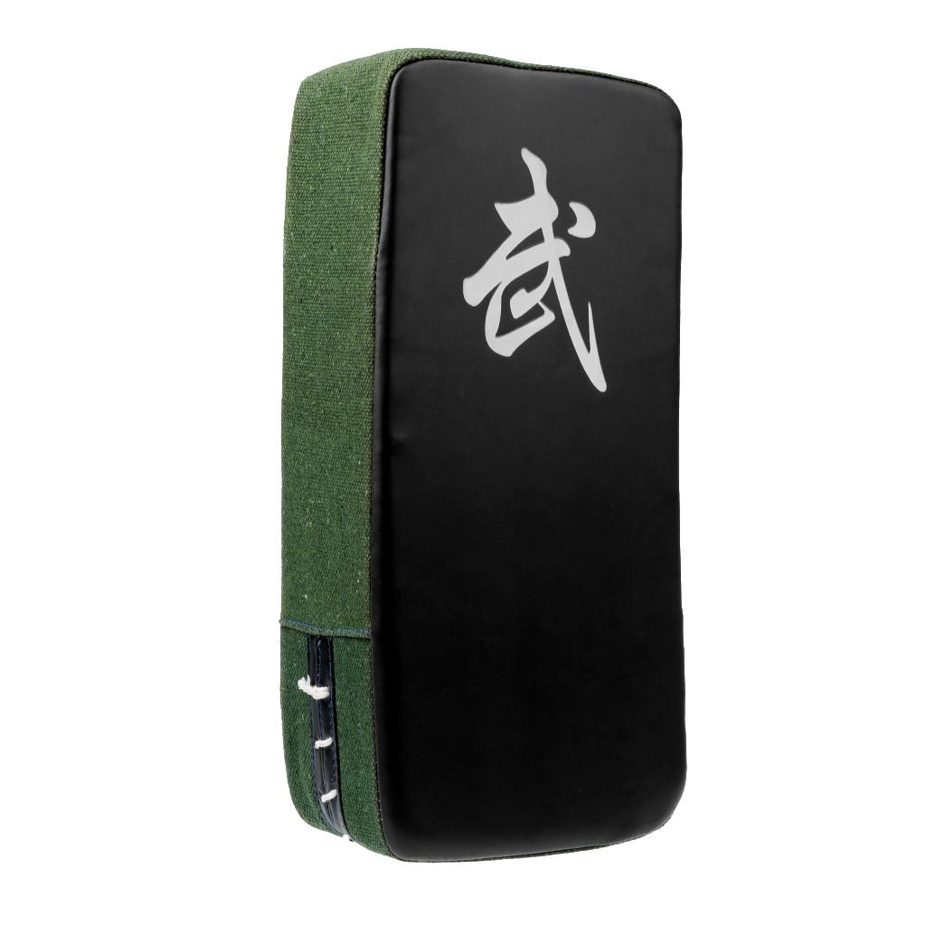 Karate Boxing Pad Strike Kick Shield Target Punching Bag Training Equipment
