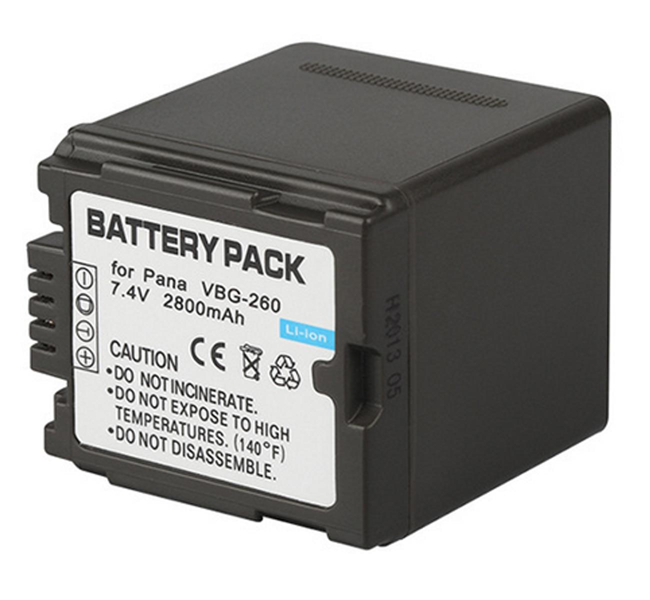 alpha-ene.co.jp Battery Charger for PANASONIC SDR-H40P SDR-H60P ...