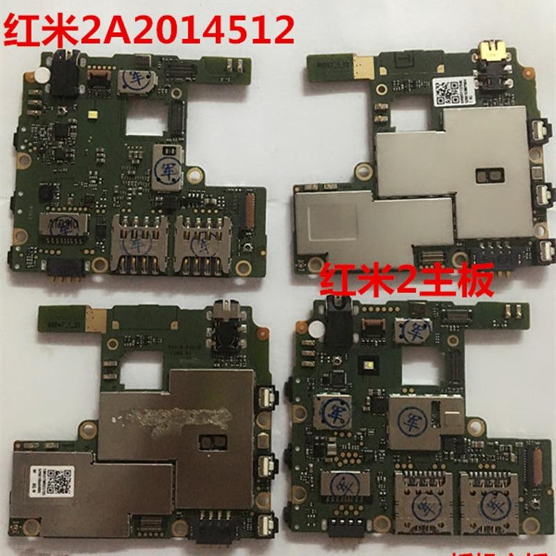 In Stock 100% Working 8GB Board For Xiaomi Redmi2 Redmi 2 Motherboard Smartphone