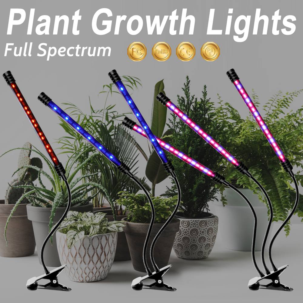 LED Grow Light LED Plant Growth Lamp USB LED Plant Lamps Grow LED Full Spectrum Invernadero Para Casa Indoor Plant Growing Tents