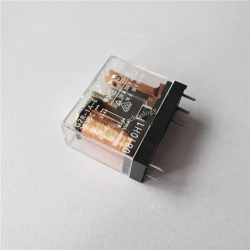 OMRON MONOSTABLE RELAY G2R-1-S 120 Vac  WITH SOCKET                   USA SELLER