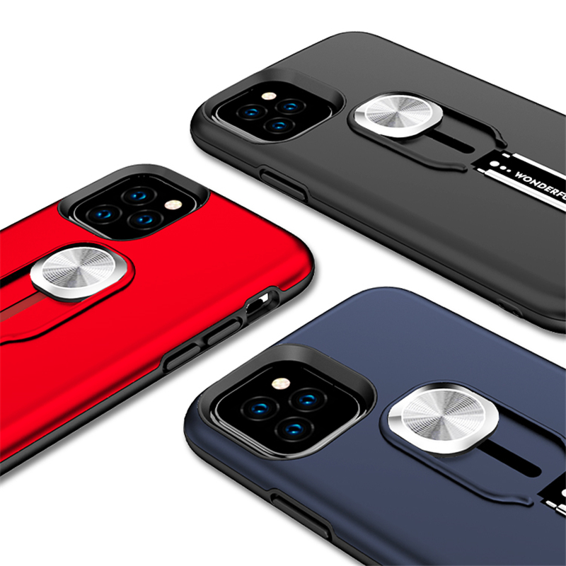 Finger Ring Case for iPhone 11/11 Pro/11 Pro Max