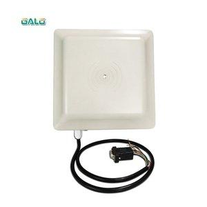 Image 3 - with 2 pvc UHF tags MAX 7m reading range Long range passive rfid uhf reader WG26/Lector de Largo Alcance RFID control de acceso
