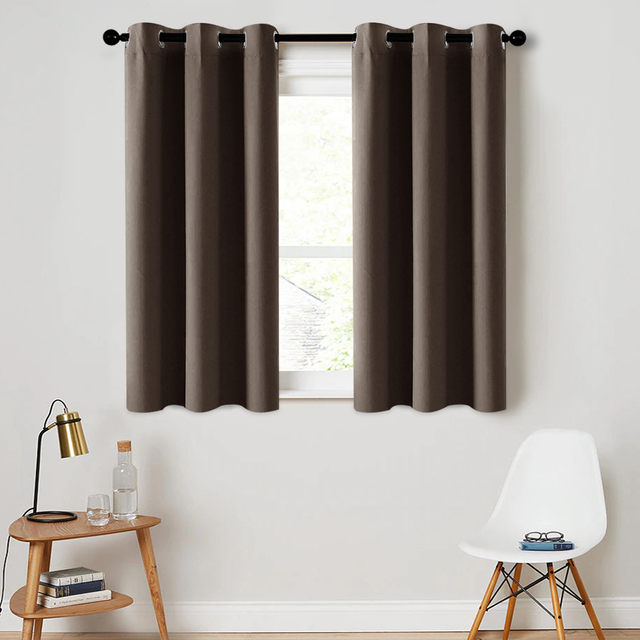 Blackout Short Curtains 3