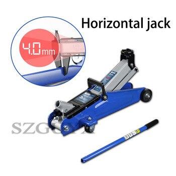 Horizontal jack 2 ton/3 ton car jack Vehicle off-road vehicle SUV hydraulic thousand gold top Tire changing tool
