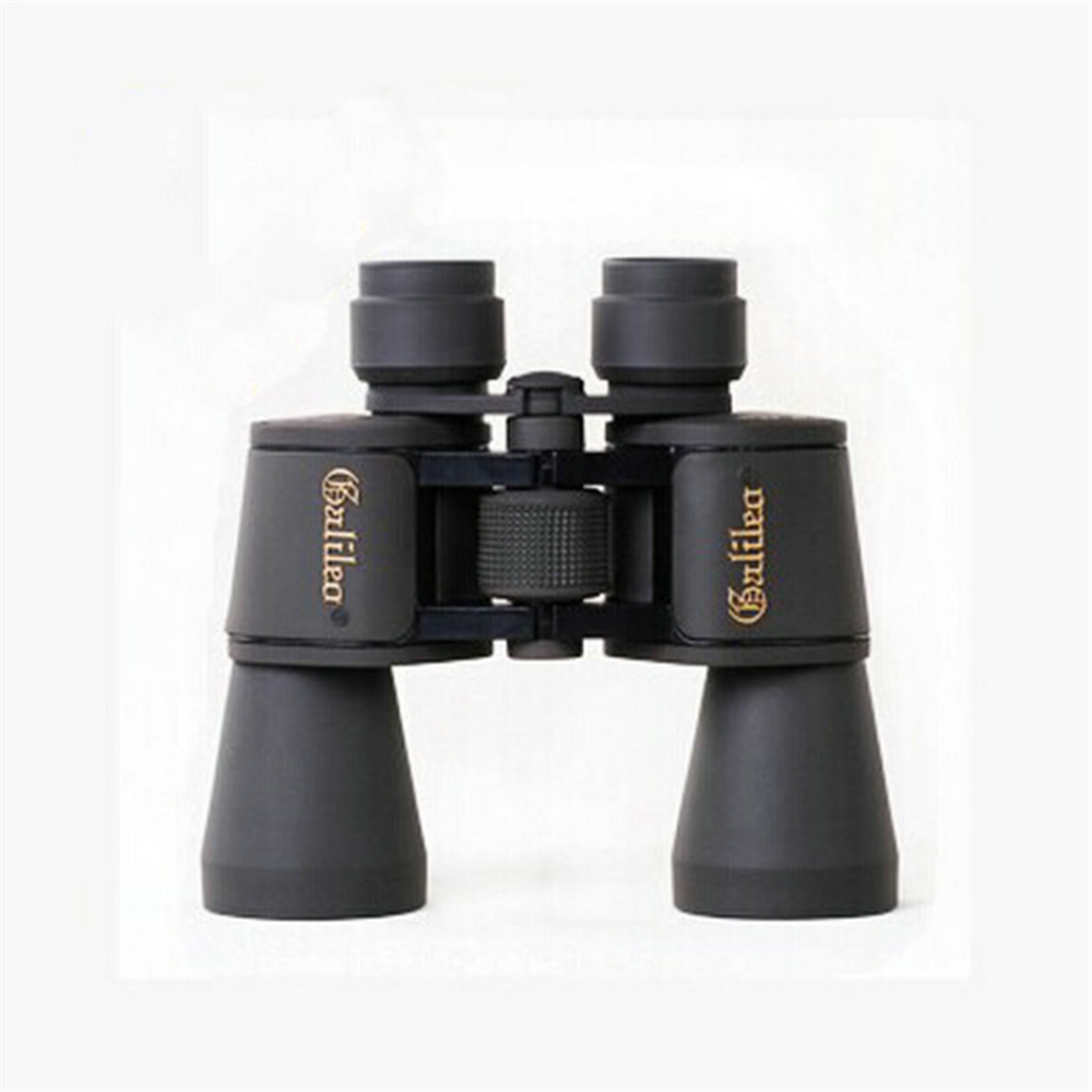 Galileo 20X50 Double Cylinder Ultra clear Double barrel HD High definition Handheld Viewing Large caliber Telescope|Monocular/Binoculars| |  - title=