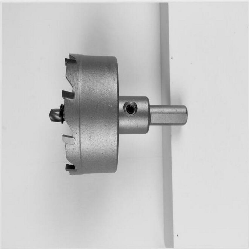 Średnica 1 szt. Zakres 63-100 mm Wiertło rdzeniowe ze stali TCT do wiercenia otworów w stali żelazo aluminium miedź blacha metalowa
