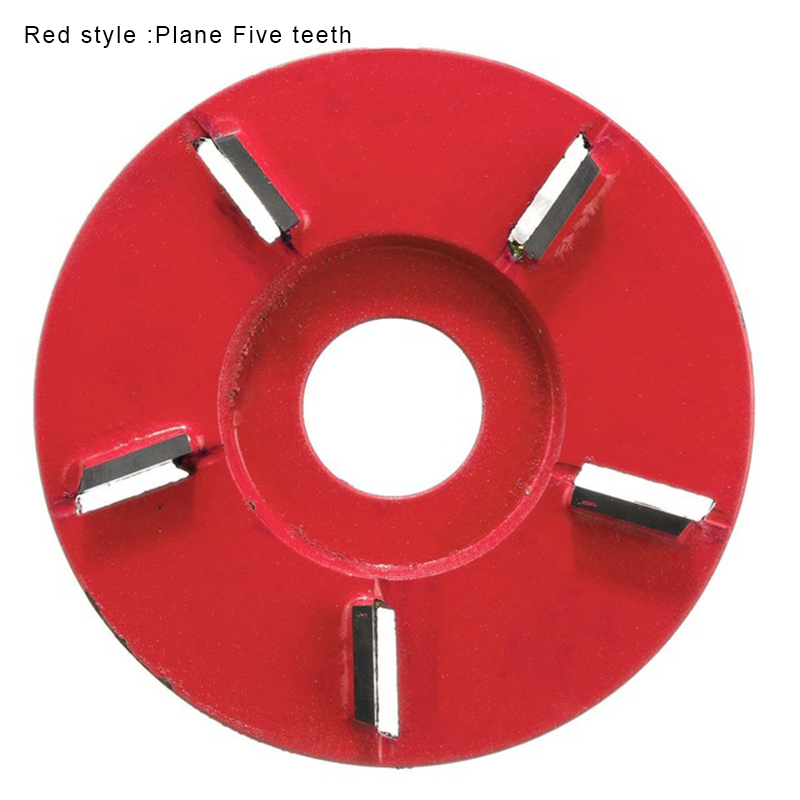 2019 New Arc/Flat Teeth Wood Turbo Carving Disc Milling Cutter Tools For Angle Grinder S7 #5
