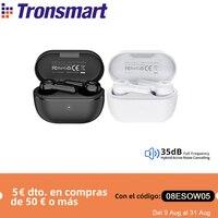 Tronsmart-auriculares inalámbricos Apollo Air con Bluetooth 5,2, dispositivo con cancelación activa de ruido, aptX, Qualcomm chip