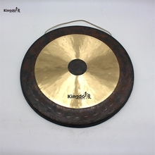 Kingdo High quality 100%handmade cheap bronze 59chau gongs